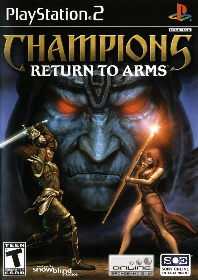 Champions-Return to Arms