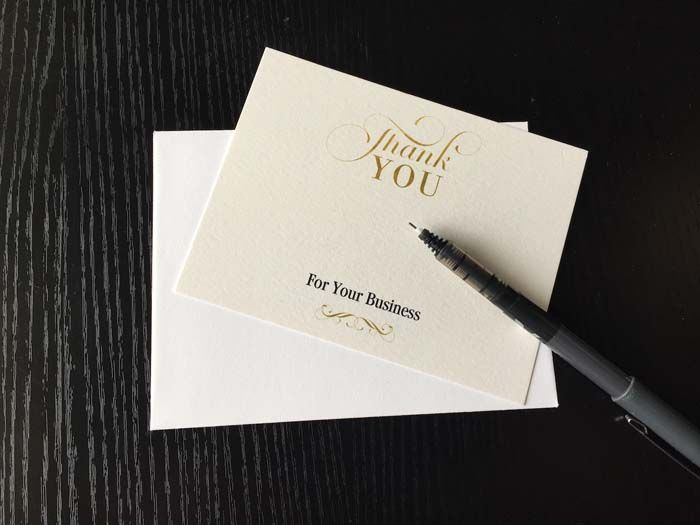 Best 25+ Business thank you notes ideas on Pinterest Lemony - thank you note to boss