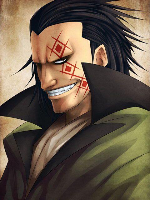 Monkey D.Dragon - One Piece,Anime