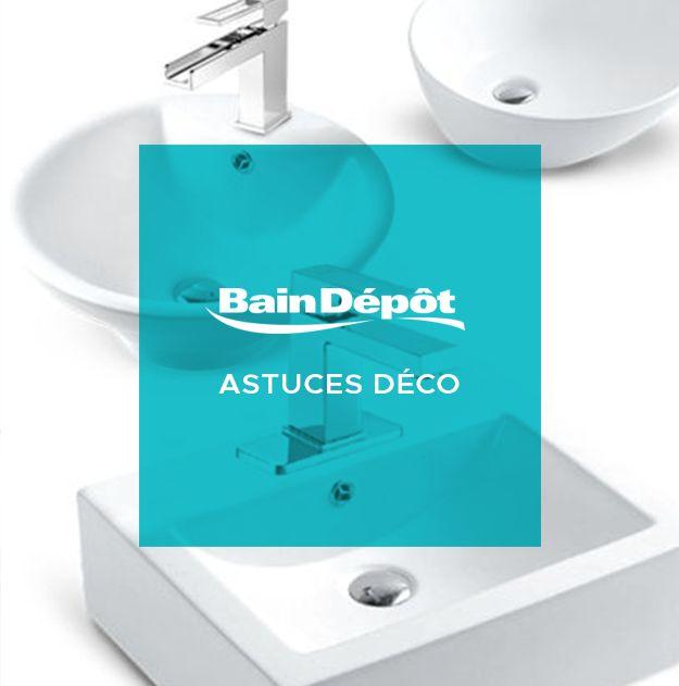 Astuces décoration pour la salle de bain et la cuisine
