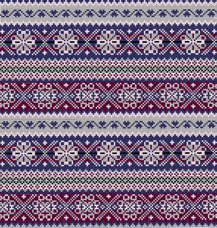 713 best Fair Isle strik images on Pinterest | Stricken, Backpacks ...