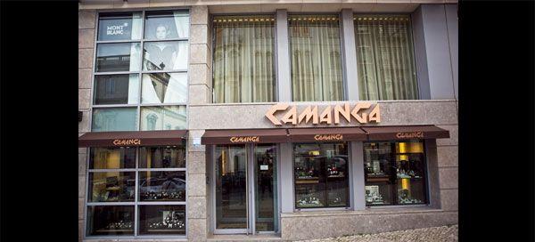 ... a maior loja de relógios e jóias de Portugal, tão grande quanto sofisticada, exclusiva e especial!