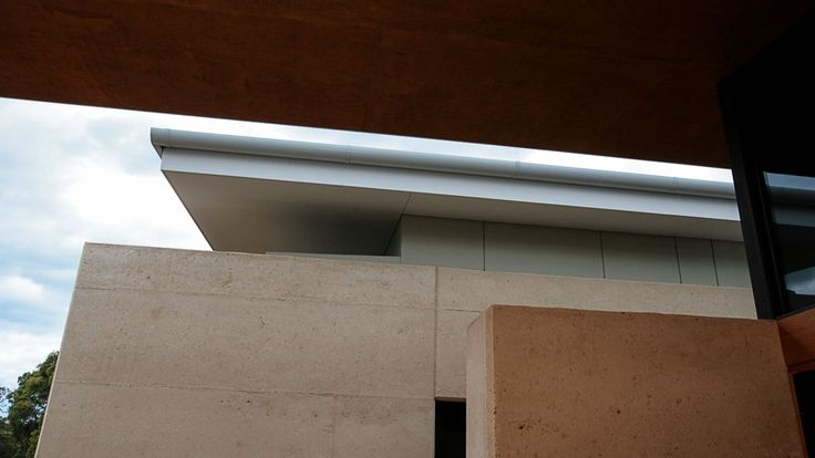 Rammed Earth External Wall, Country Style home