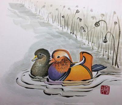 Winter Mandarins