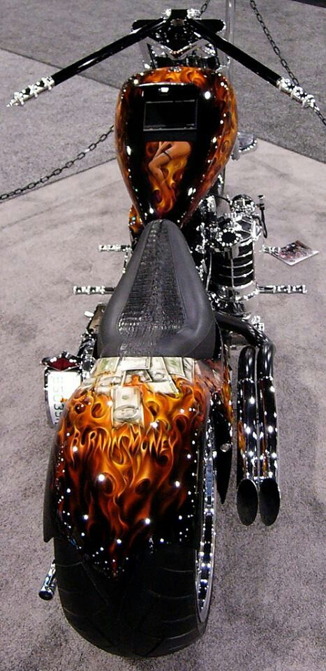 Custom Motorcycle Parts & Accessories -  Excellent Customer Service - Beautiful Ladies - Voodoo Gear - www.voodoocyclehouse.com