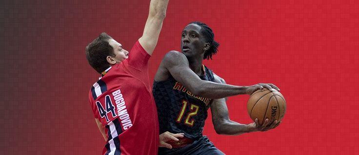 Atlanta Hawks Fantasy Basketball Rankings & Projections for 2017/18