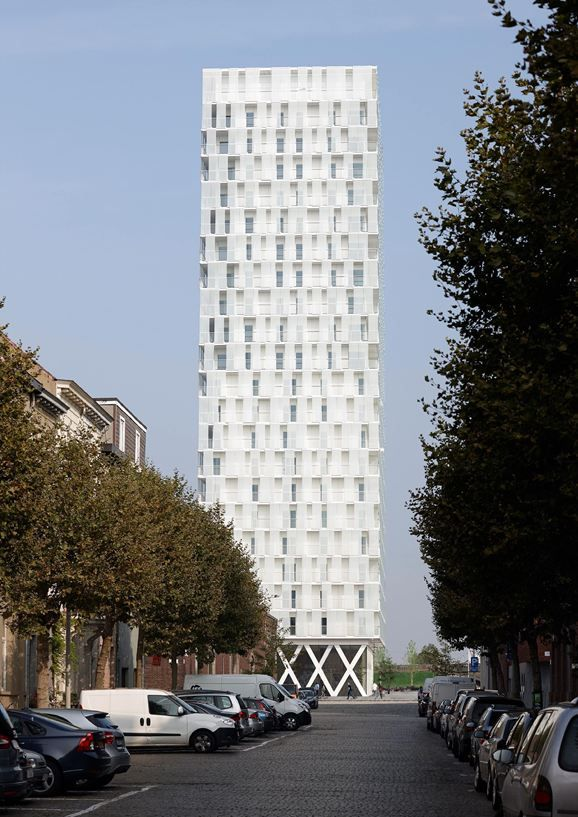 Park Tower - Picture gallery