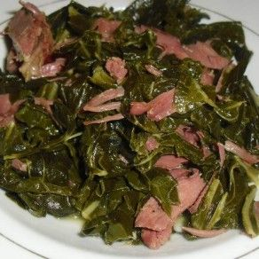 I just realized that I have never uploaded a complete Collard Green recipe for all of my friends! I honestly don't know how that recipe slipped my mine considering it's on of my favorite dishes EVER. Though I have several ways how I like to cook my collard greens, I want to first share my recipe for collard greens and smoked turkey. I choose this collard green recipe to share first, because it is actually one of my quickest recipes. Unlike smoked neckbones, or hamhocks, smoked turkey...