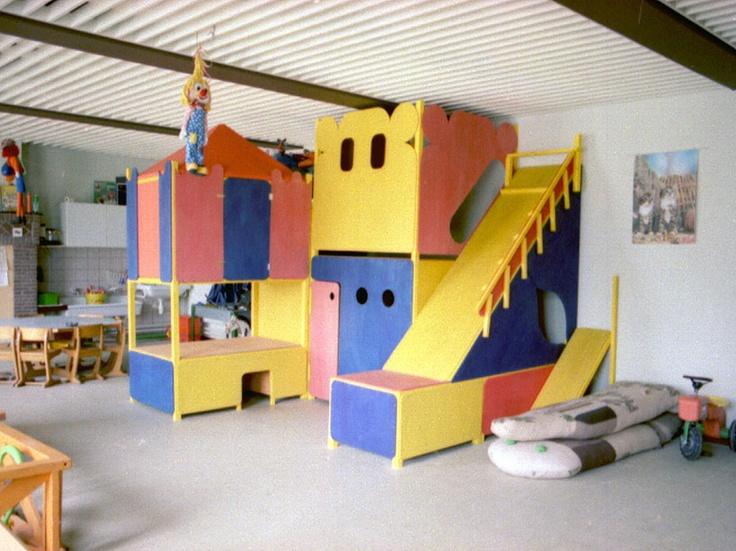 playroom by Gerrit Van Bakel