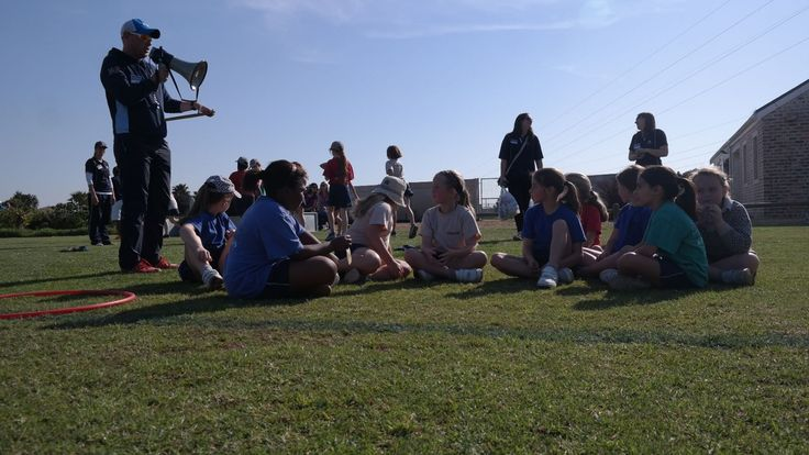 Combined Sports Day at Senior Primary  
