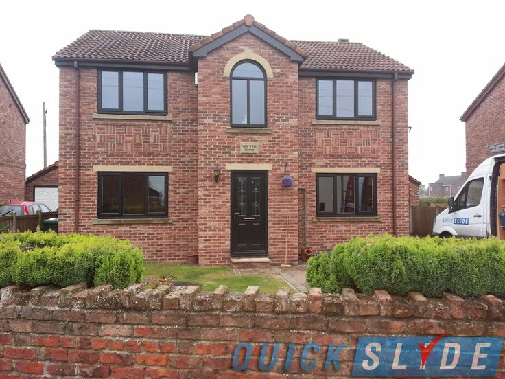 Not into standard white #colours? Not to worry! Here at #Quickslide we offer colour matching service. Contact us today to discuss your #Windows and #Doors requirements. https://www.quickslide.co.uk/contact-us/