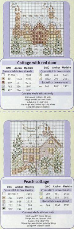 Gallery.ru / Фото #21 - Cross Stitch Crazy 079 рождество 2005 - tymannost