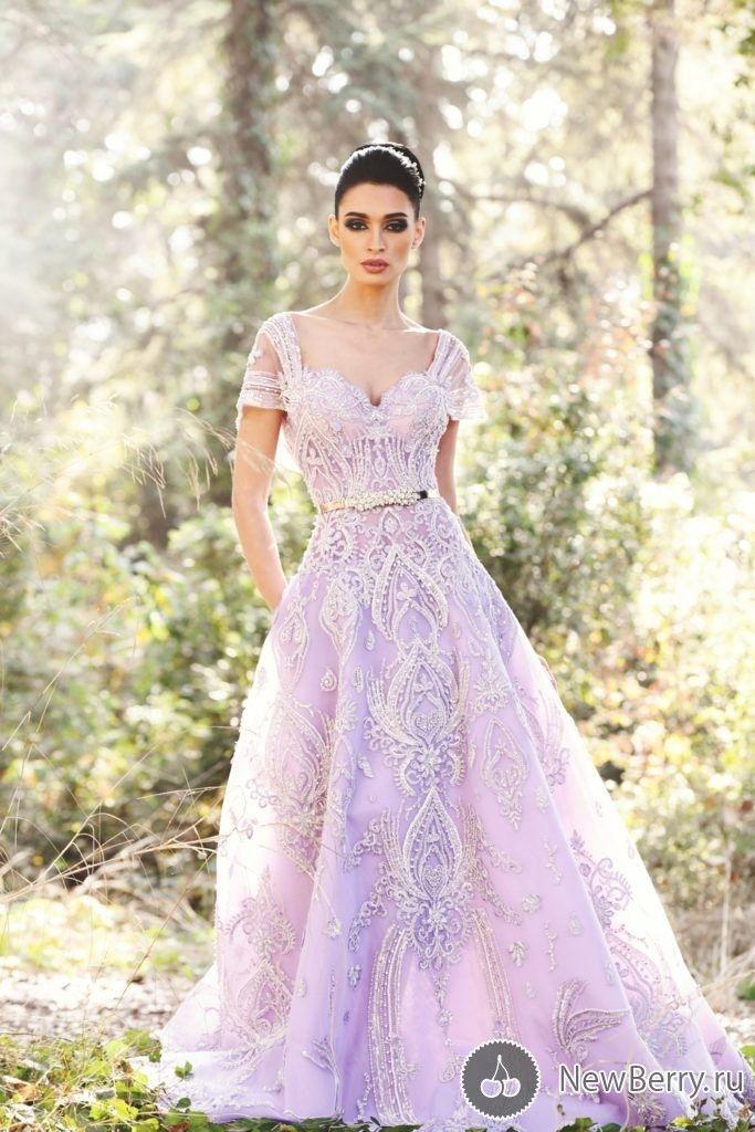 Свадебные и вечерние платья Ali Al Khechen 2017