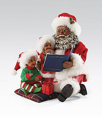 Possible Dreams African American Read It Again Santa