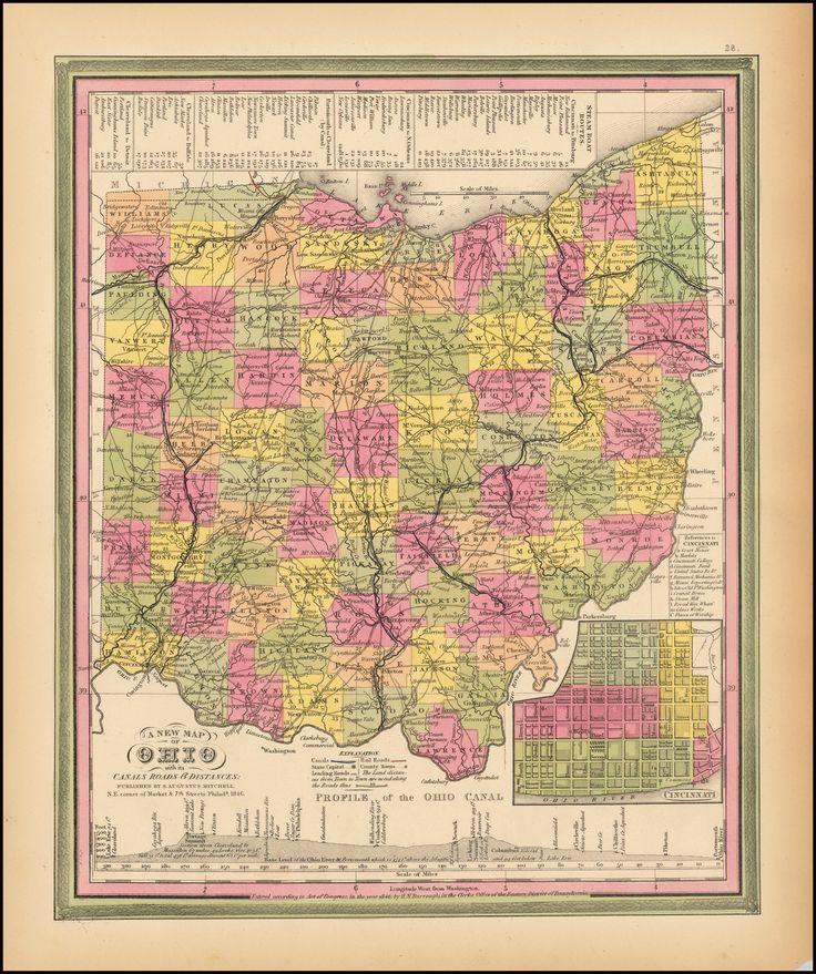 Us Map Globalinterco - Us map 1847