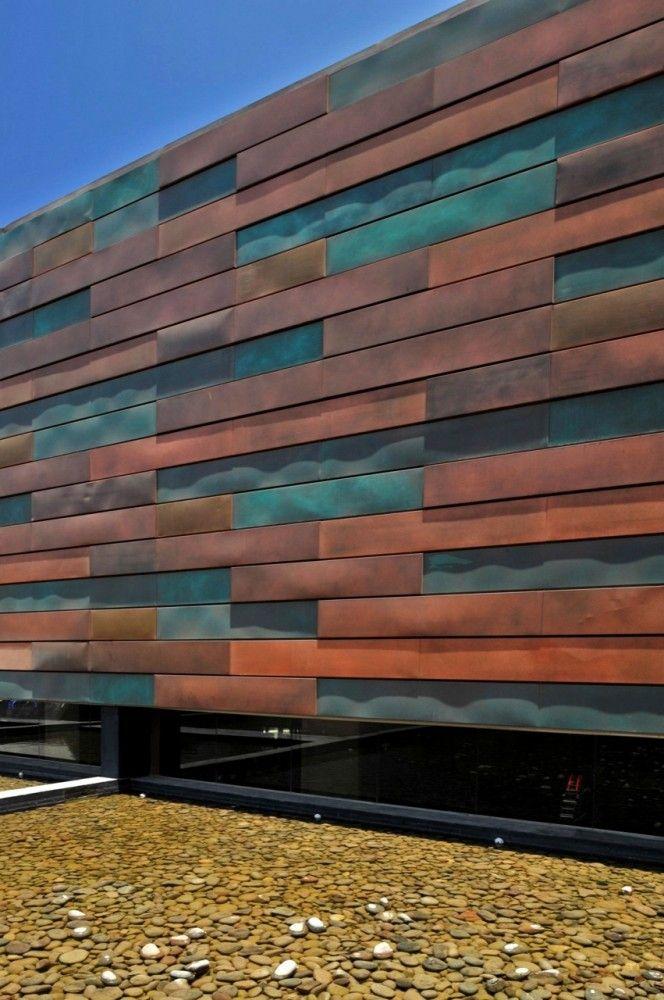 Desert Hotel Estudio Larrain Arch Materials Facade