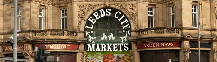 Leeds Markets are a great place to visit and shop. As well as the general market, selling fresh fruit, vegetables, meat & fish. There are  Specialty Markets and Farmers Markets that take place in the City Centre and surrounding areas, including Headingley, Otley & Kirkstall.