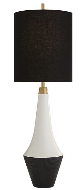Kate spade new york neale table lamp shop now at circalighting com