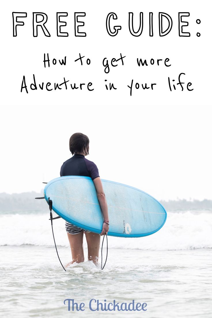 I've put together a free guide: How To Get More Adventure In Your Life, which is complete with a few handy worksheets (because who doesn't love a worksheet?!) to help you on your way to a more adventurous lifestyle. I kinda swear by this… I've been using (hand-drawn versions of) the planners for years to organise my adventure life, so I hope it helps you out too! Just fill in your details below and you'll receive a link to the download by email.