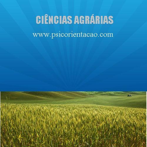 CIÊNCIAS AGRÁRIAS – Ensino, treino de técnicas agrícolas.        Atuação: Escolas, propriedades rurais, agroindústria