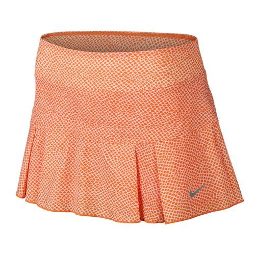 Make your next purchase the NIKE Women's Victory 11.8 Inch Printed Tennis  Skort! Power mesh