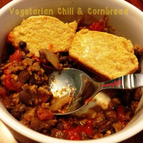 With Peanut Butter on Top: Vegetarian Chili