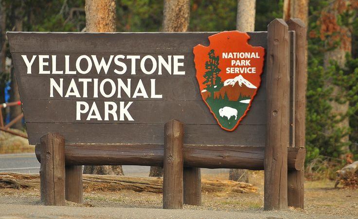 Glamping in Yellowstone