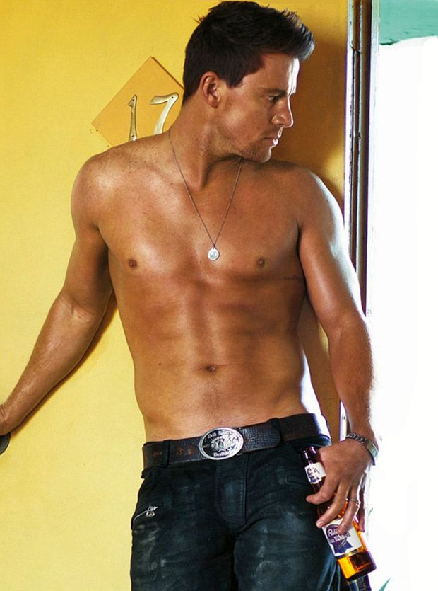 Channing Tatum in GQ, March 2011 Is that even healthy? ...Being that smoking hot. It cant be normal!