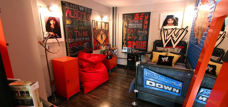 1000 images about wwe bedroom ideas on pinterest tool for Wwe bathroom decor