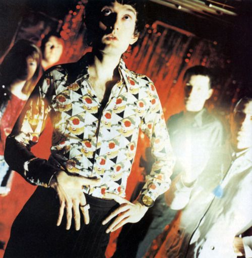 Today we are listening to #pulp