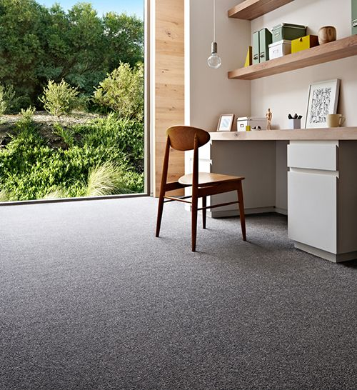 Feltex carpets | Redbookgreen | Get the look with Garden Reflections in Quicksilver #feltexcarpets #feltex #carpet #redbookgreen #greycarpet #markstuckey