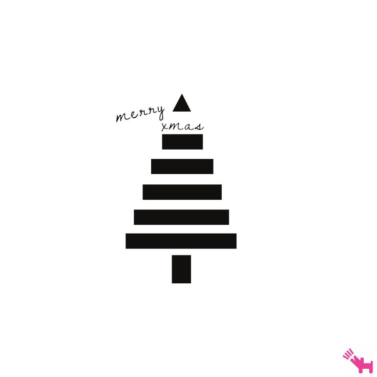 Merrychristmas Xmas Card Wishes Minimal ITALIANBARK Is An Italian Interior Design Blog With