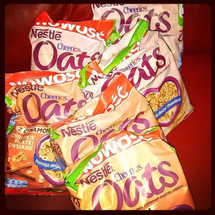 Testowanie :)  #CheeriosOats #ChrupkiePlatkiOwsiane #Streetcom #owsiane #Nestle #płatkiowsiane #cynamon https://www.instagram.com/p/83Tl8gFL64/