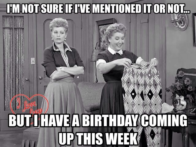 Ethels Birthday I Love Lucy At Zaynaarain Besties Love Lucy