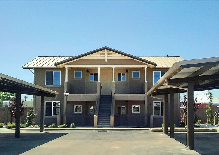 EAH Housing - Archway Commons - Modesto, California