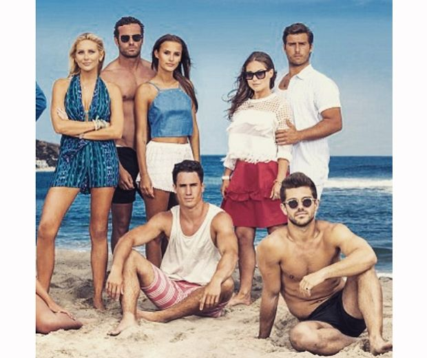 It's tonight!!! Made In Chelsea LA will hit E4 on August 10th