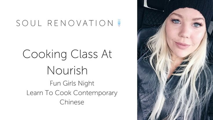 Cooking Class At Nourish In Vancouver
