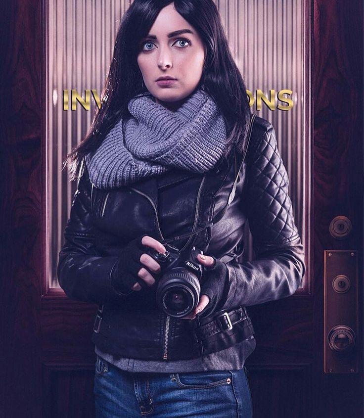 Marvel's Jessica Jones — sharemycosplay:   #Cosplayer @klanaephoto with a...