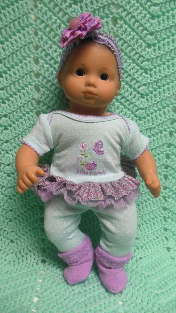AMERICAN GIRL Bitty Baby Clothes Little Friends 15 by TheDollyDama