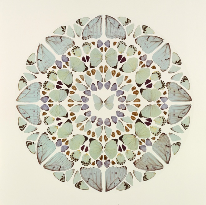 damian hirst diamond dust