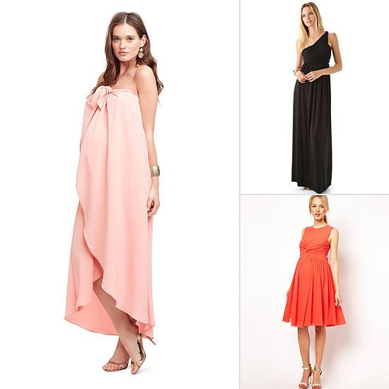 Maternity Dresses For Wedding Guests or Formal Parties. Gorgeous!