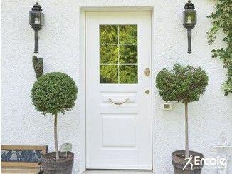 Porta d'ingresso blindata Porta blindata rivestimento pantografato - Ercole