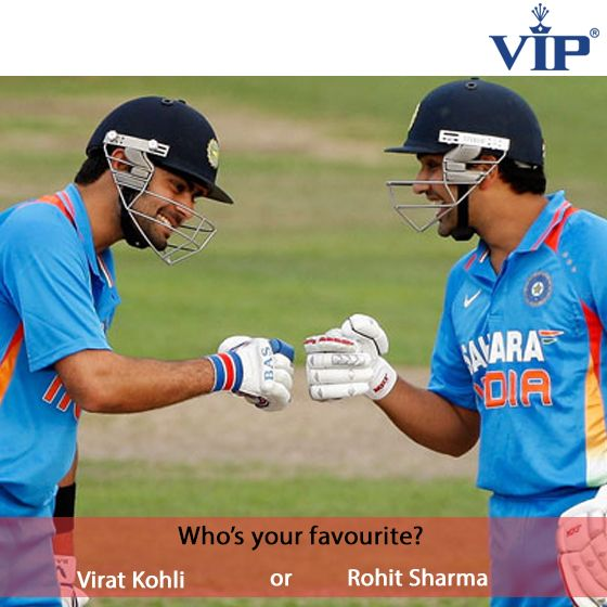 In the light of the ongoing T20 Cricket World Cup, we ask you, Who do you like better? Virat Kohli or Rohit Sharma. We know it's a tough choice but you can choose just one.
