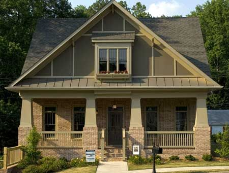 Plan 92056VS Craftsman Bungalow With Lower Level
