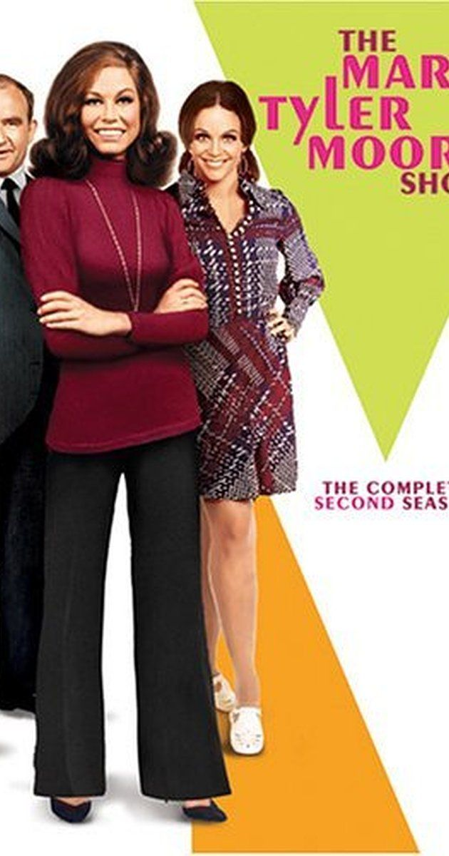 Created by James L. Brooks, Allan Burns.  With Mary Tyler Moore, Edward Asner, Gavin MacLeod, Valerie Harper. The lives and trials of a young single woman and her friends, both at work and at home.