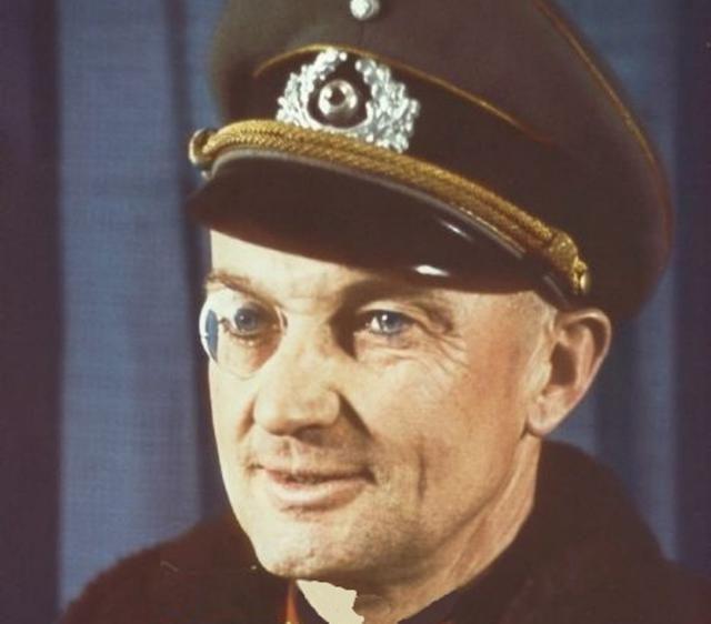 World War II: Field Marshal Walter Model