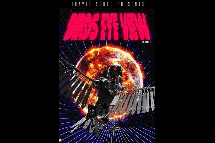 """Here Are the Dates and Cities for Travis Scott's """"Birds Eye View"""" Tour"""
