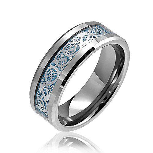 Bling Jewelry Keltischer Drache Blaue Einlage Wolfram Ehering 8mm Bling Jewelry http://www.amazon.de/dp/B00DG81XZY/ref=cm_sw_r_pi_dp_LOA7wb0MP0BM9
