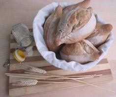 Le semolelle, panini di semola. Ricetta con foto-tutorial