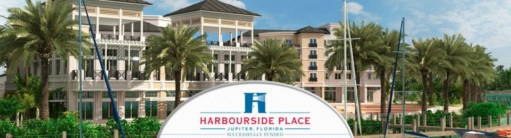 Harbourside Place The new development features dozens of restaurants, shops and a four-star hotel. 200 U.S. Hwy 1 Jupiter, Fl. 33477 561.935.9533
